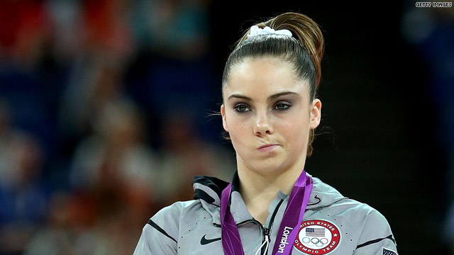 McKayla Disappointed