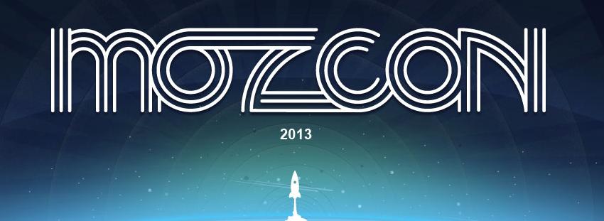 Mozcon 2013 logo