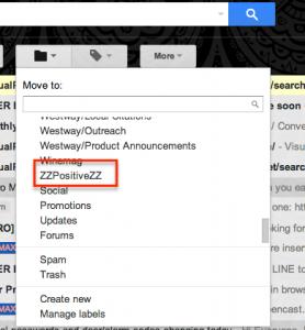 positive-email-folder